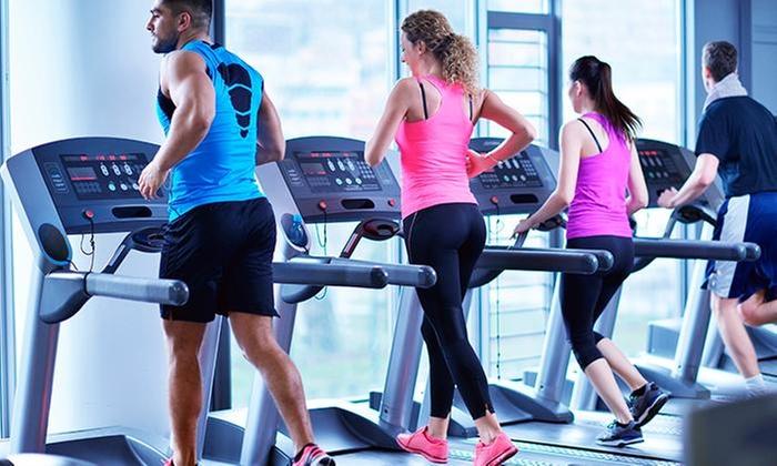 Total Gym Solution: 1 mes, trimestre o semestre para 1 o 2 personasen Total Gym Solution