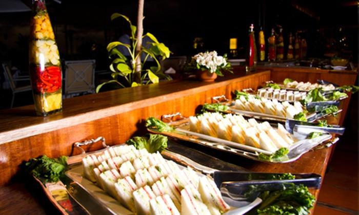 Restaurant Costa Verdeoooooooooooooooo: Desde S/.23.50 por lonche buffet con opción a lectura de cartas en Restaurant Costa Verde