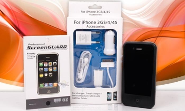 MacInside - MacInside: $11.485 en vez de $22.790 por kit para iPhone + lámina protectora + carcasa con MacInside