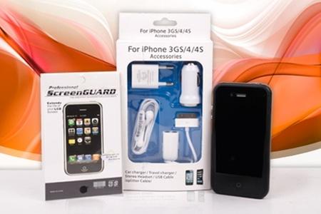 MacInside: $11.485 en vez de $22.790 por kit para iPhone + lámina protectora + carcasa con MacInside