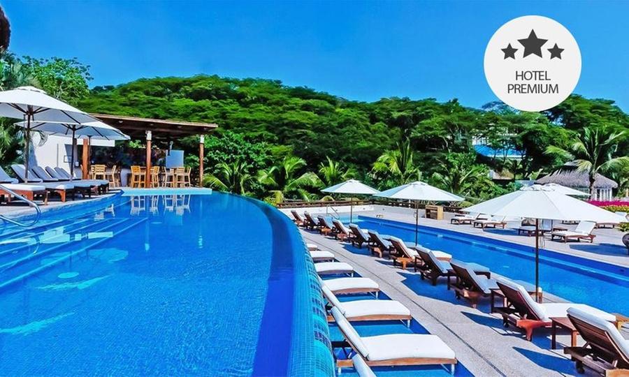 Grand Sirenis Matlali Hills: Riviera Nayarit: 2, 3, 4, 5 o 7 noches para dos con all inclusive club de playa + créditos en SPA en Grand Sirenis Matlali Hills