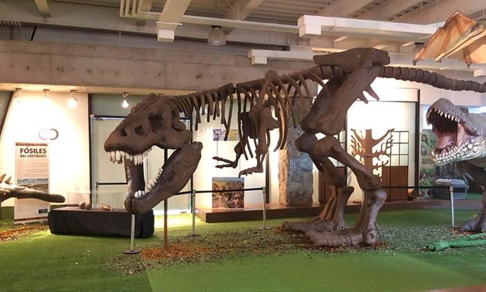 Bigbang Park y Chilesaurios: 1 o 2 entradas para niño o adulto para BigBang Park y Chilesaurios