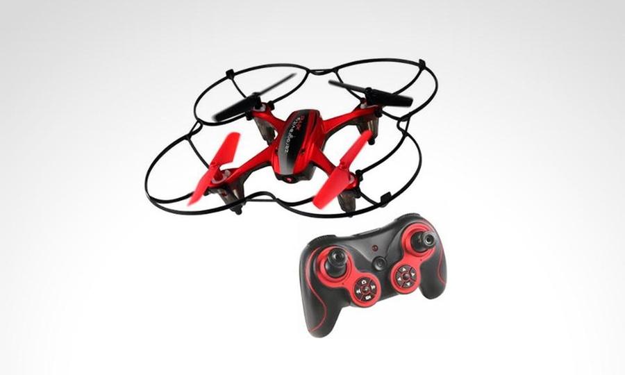 Shopping México: Drone Gravedad Zero X1-HD cámara 4 GB micro SD. Incluye envío