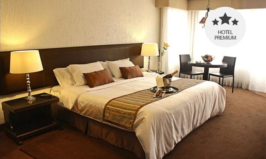 El Condado Miraflores Hotel & Suites: Lima: desde S/.229 por 1 noche para dos + desayuno buffet con opción a almuerzo o cena enEl Condado Miraflores Hotel & Suites