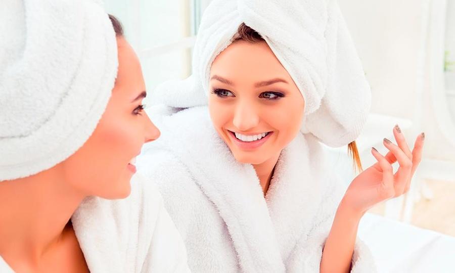 Belum soqi Clinica integral: Sesión de spa para 2 o 3 amigas con masaje relajante + exfoliación + facial de colágeno y arcilla + cama infrarroja + bebida en Belum Soqi