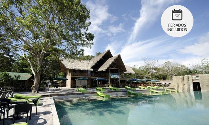 Hotel Amazon (RNT 28444) - Hotel Amazon (RNT 28444): Amazonas: desde $169.000 por1, 2, 3 o 4 noches para dos todo incluidoen Hotel Amazon