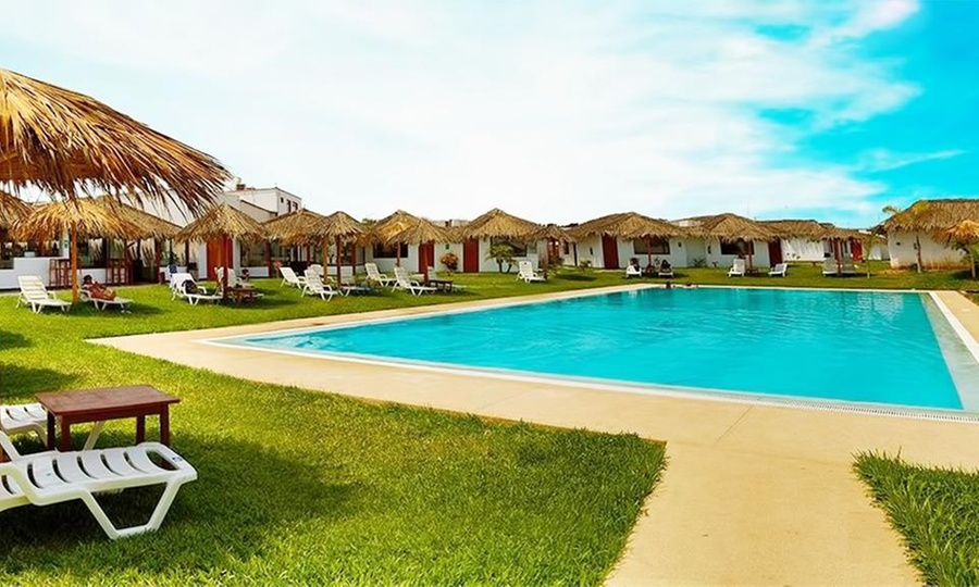 Qala Hotels & Resorts: Chincha: desde S/.219 por 1 o 2 noches para dos o tres + desayunos + pisco sour en Qala Hotels & Resorts