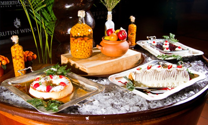Restaurant Costa Verde: Desde S/.23.50 por lonche buffet con opción a lectura de cartas en Restaurant Costa Verde