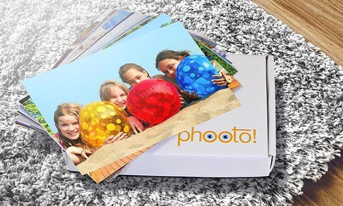 Phooto Colombia: Revelado de 101, 202, 505 o 1.010 fotos de 10x15 cm en papel profesional Kodak con Phooto Colombia. Incluye envío