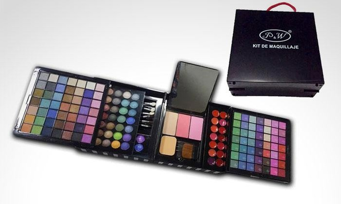 Micromaster: Kit de maquillaje profesional con Micromaster