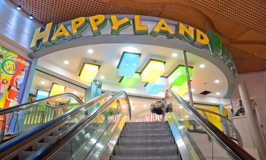 Happyland: $139.990 por cumpleaños VIP para 15 niños en Happyland.