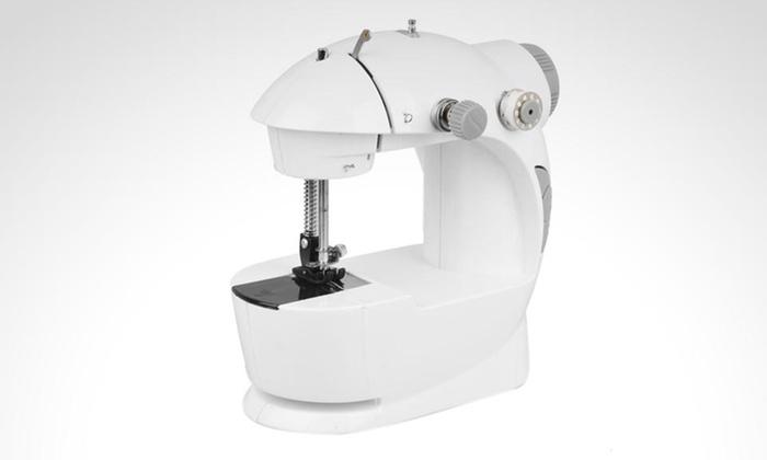 Otto Ware - Otto Ware: Máquina de coser 4 en 1 a corriente con Otto Ware