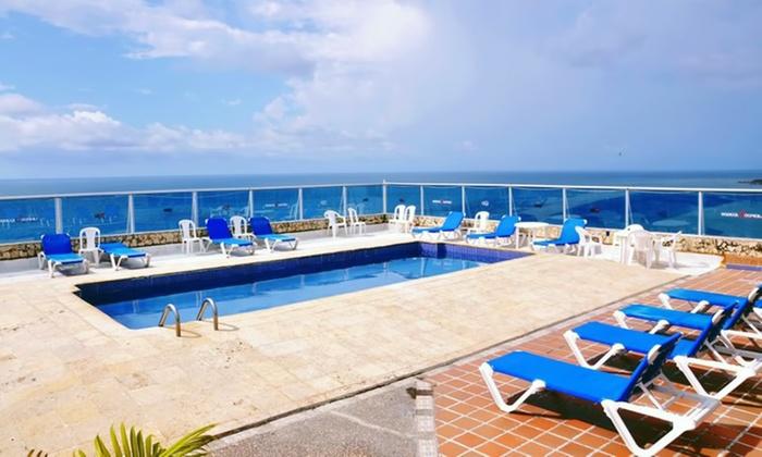 Hotel Costa del Sol (RNT 5429) - Hotel Costa del Sol (RNT 5429): Cartagena: desde $400.000 por 2, 3, 4 o 5 noches para dos con alimentación completaen Hotel Costa del Sol. Elige fecha