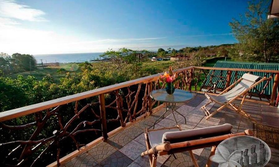 Keu Henua - nuevo: Isla de Pascua: desde $105.000 por 3, 4 o 5 noches para dos + desayuno en Keu Henua