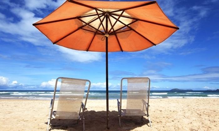 Groupon Travel (Buzios): Fin de semana largo en Búzios: paga desde $349.000 por persona por 4, 5 o 7 noches para dos en Pousada New Paradise + desayuno + aéreos + traslados