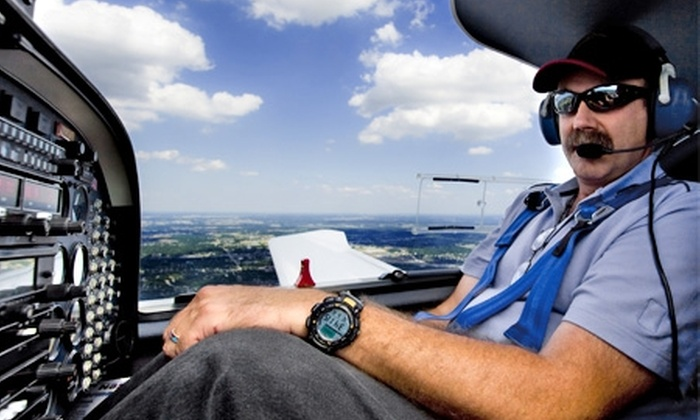Vertical Speed: $75.000 en vez de $198.000 por curso de piloto por un día + vuelo en avioneta con Vertical Speed