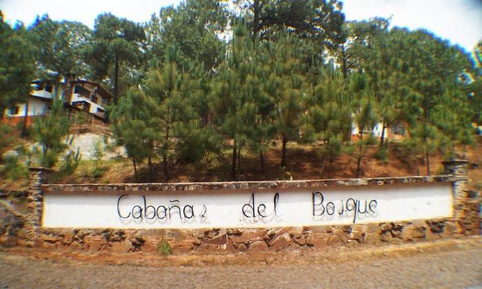 Cabañas del Bosque - Cabañas del Bosque: Mazamitla: desde $1,199 por 2 o 3 noches en cabaña para dos, cuatro u ochoen Cabañas del Bosque