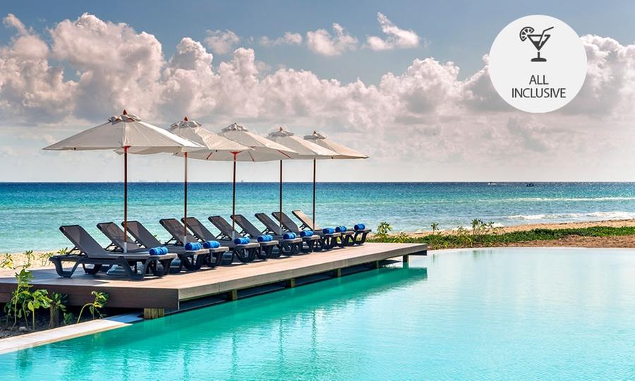 Ocean Riviera Paradise: Playa del Carmen: 2, 3, 4, 5 o 7 noches para 2 personas con plan todo incluido en Ocean Riviera Paradise
