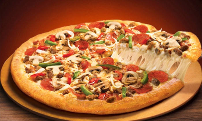 Pizza hut groupon del d a groupon for Oficinas de pizza hut