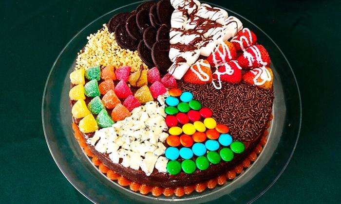 MUFFINS MARIATÉ: Desde $32.500 porpizza brownie de 8 porciones o torta a elección de 10 o 20 porciones en Muffin's Mariaté