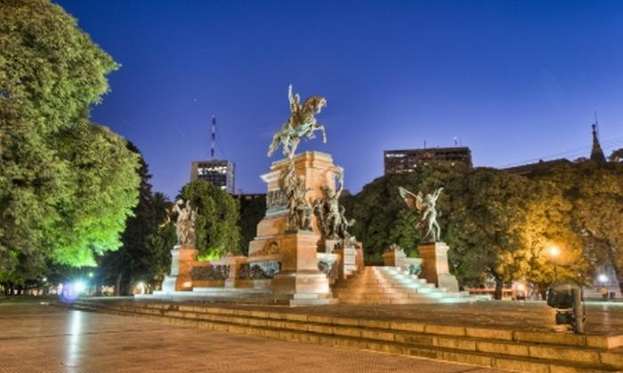 Groupon Travel (Buenos Aires): Descubre Buenos Aires: desde $185.000 por persona por 2, 3 o 4 noches para dos o tres en Hotel Waldorf + desayunos + aéreos