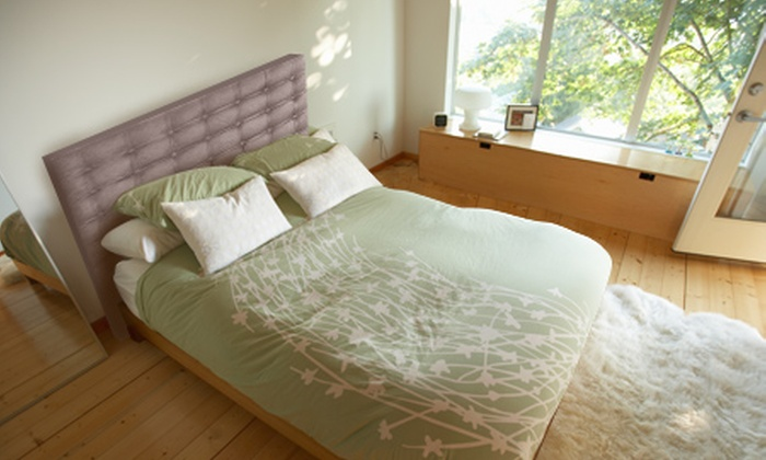 Offdeco - Offdeco: Paga desde $49.990 por respaldo de cama capitonee con Offdeco. Elige color y tamaño