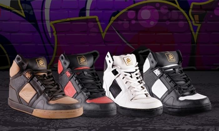 Chile Outlet: $11.990 en vez de $24.770 por zapatillas con caña marca Epic Color con color y talla a elección en Chile Outlet. Incluye despacho