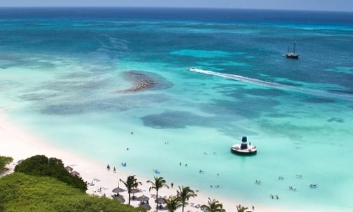 Groupon Travel (Aruba): Aruba: desde $639.000 por persona por 7 noches en plan doble o familiar + desayunos + traslados + aéreos
