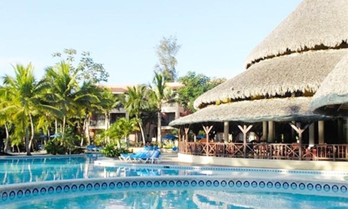 Groupon Travel (República Dominicana): Elige destino en República Dominicana: 7 noches para dos con all inclusive + aéreos + traslados pagando desde $599.000 por persona