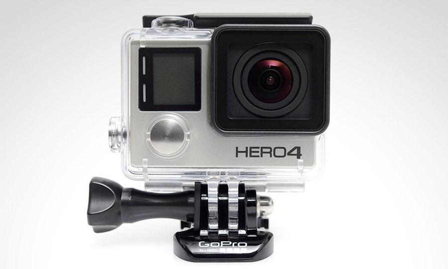 Groupon Shopping: GoPro Hero 4 Silver. Incluye despacho