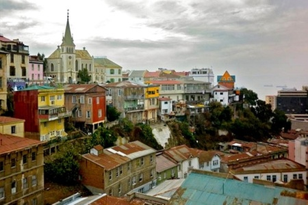 Victoria Hostal: Paga desde $25.200 por 1 o 2 noches para dos en habitación matrimonial + desayuno en Victoria Hostal, Valparaíso. Elige día