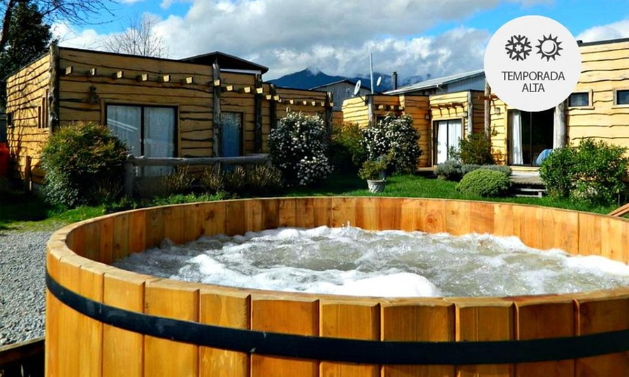 Pewma Futrono: Futrono: 2, 3 o 4 noches para dos o cuatro + sauna + opción a hot tub en Pewma Futrono