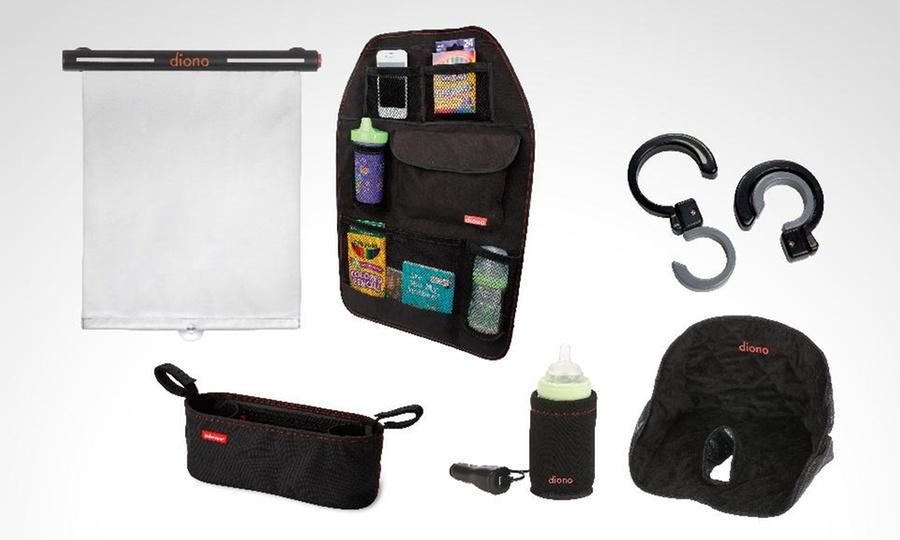 Groupon Shopping: Productos de seguridad para viajes de bebés Diono® a elección. Incluye despacho