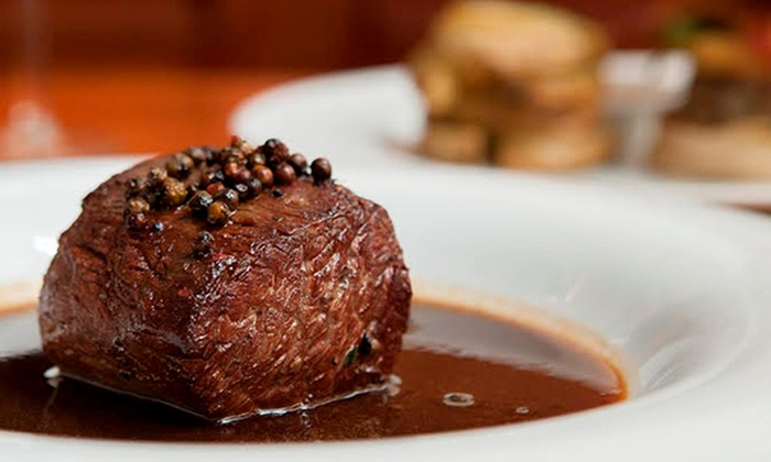 Restaurante N.N.: Cena romántica con 2 platos fuertes + 2 acompañamientos + 2 copas de vino en Restaurante N.N. - Zona G