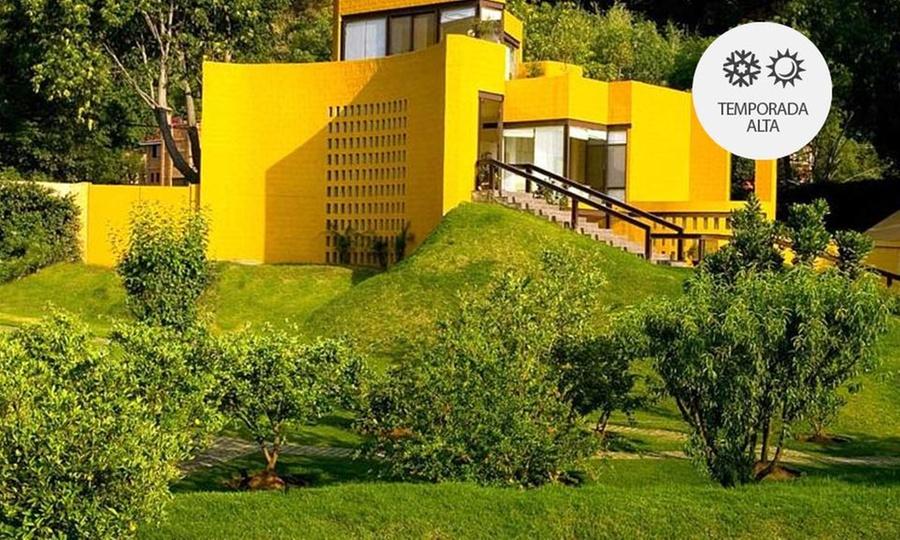 Casa en el campo Hotel & Spa: Morelia: desde $699 por 1 o 2 noches para dos en habitación a elegir+ desayunos con opción a masaje en Casa en el Campo Hotel & Spa