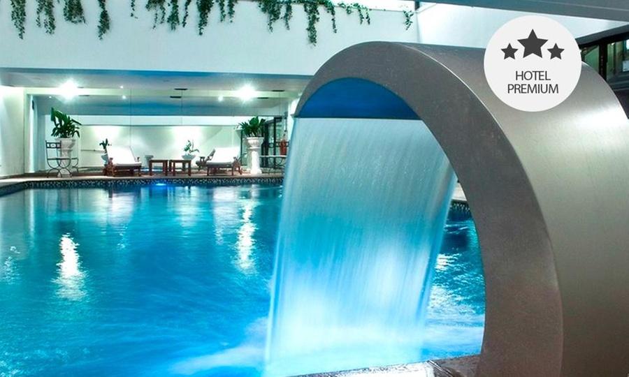 Hotel Plaza San Francisco: Santiago: desde $79.900 por 1, 2 o 3 noches para dos + desayuno + spa + espumoso + late check out enHotel Plaza San Francisco