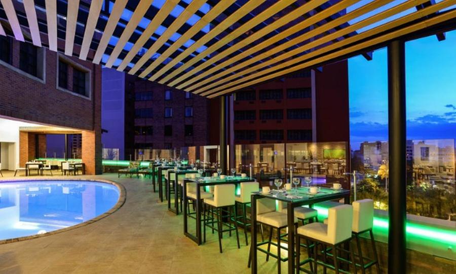HOTEL DANN CARLTON CALI (RNT: 24395): Desde $169.000 por 1, 2, 3 o 4 noches para dos con opción a noche Apasionante con tabla de quesos o cenaen Hotel Dann Carlton Cali
