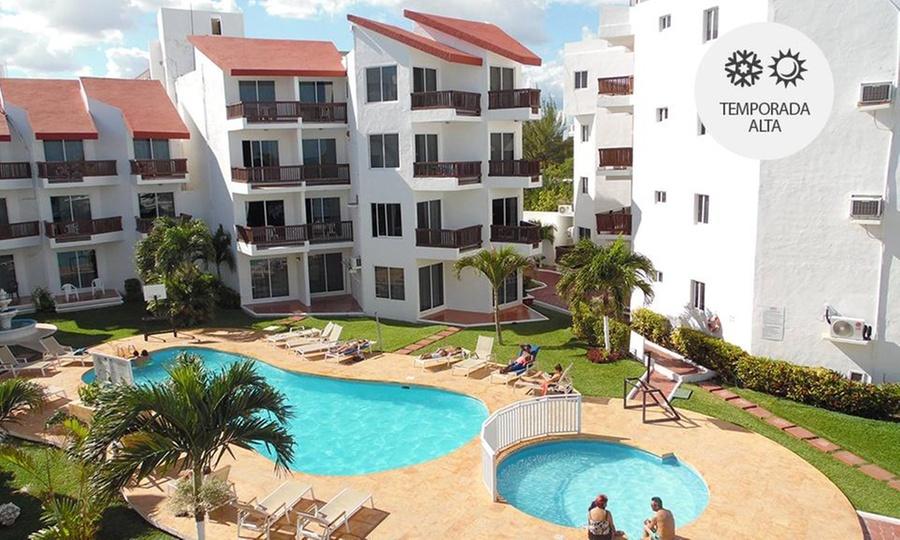 Hotel Imperial Las Perlas: Cancún: desde $437.503 por 2, 3, 4, 5, 7 o 10 noches all inclusive para dosen Hotel Imperial Las Perlas