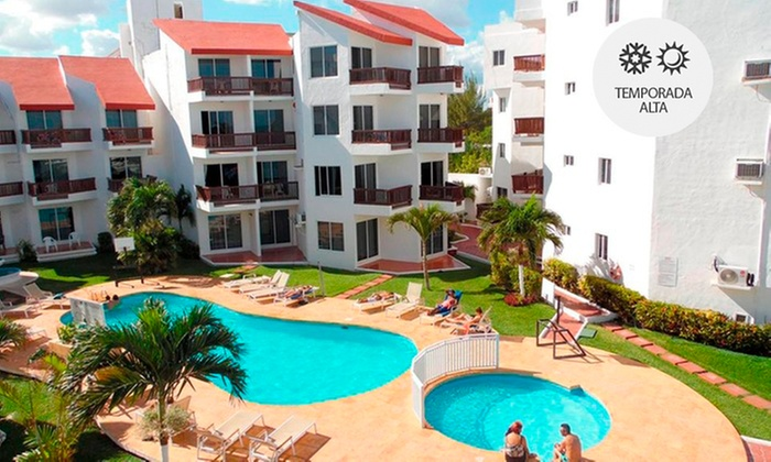 Hotel Imperial Las Perlas: Cancún: desde $2,609 por 2, 3, 4, 5 o 7 noches para dos con all inclusive con opción a temporada alta en Hotel Imperial Las Perlas