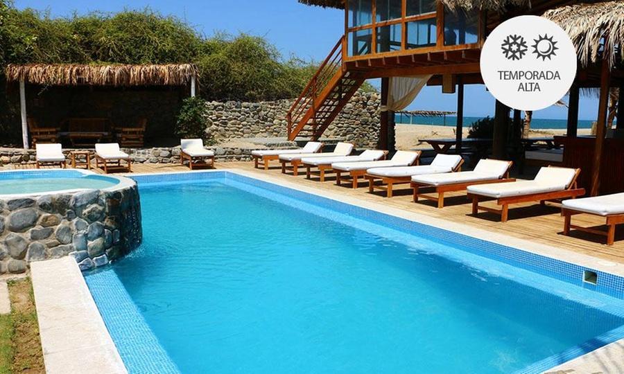 Villa Sirena: Vichayito: desde S/.345 por 2, 3, 4, 5 o 7 noches para dos + desayunos en Villa Sirena