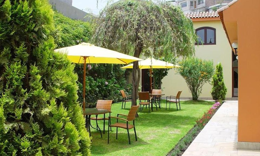 Hotel Meliana: Arequipa: desde S/.89 por 1, 2 o 3 noches para dos + desayunos + mates de bienvenidaen Hotel Meliana