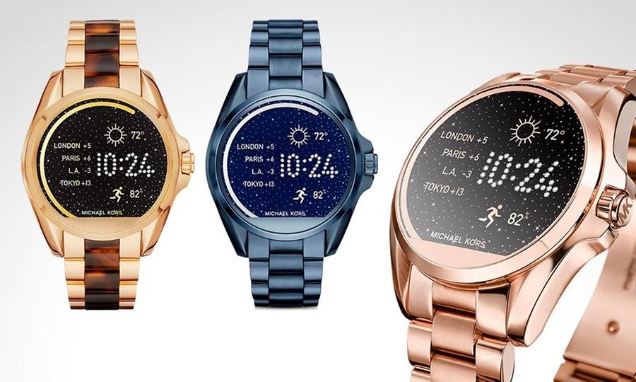 100% Original: Smartwatch Access Michael Kors en diseño a elección. Incluye envío