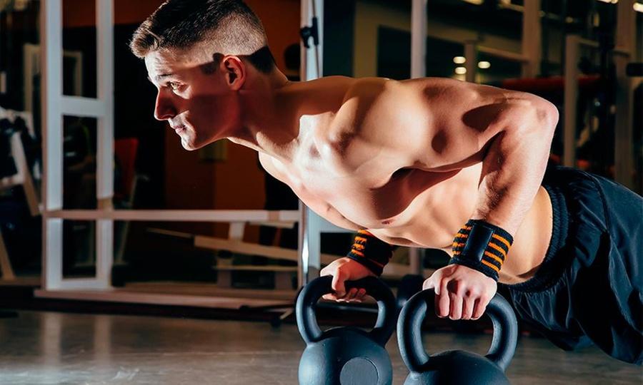 GO Fitness: Mes, trimestre o semestre de gimnasio con acceso a clasesen GO Fitness