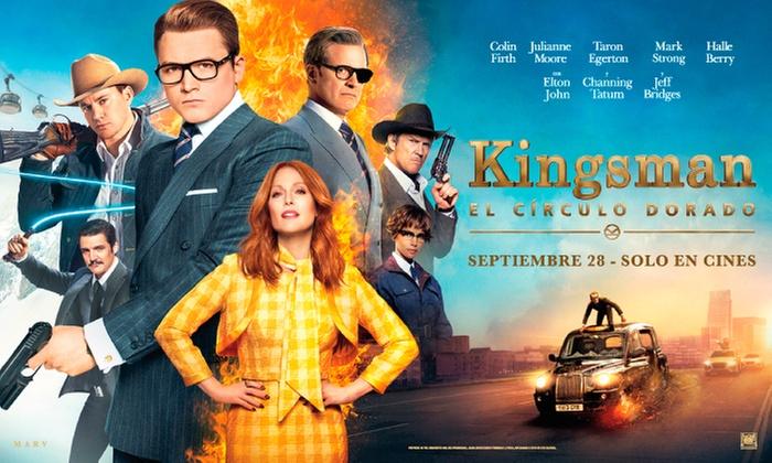 Cine Colombia: $7.700 por entrada general a cine 2D en Cine Colombia®
