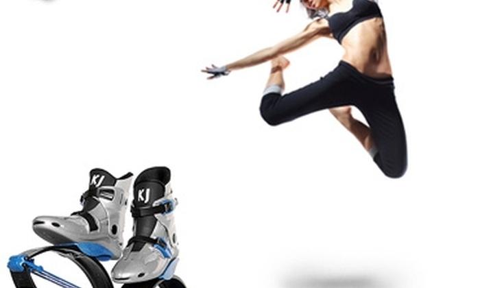 Total Fitness: 75% de descuento por 4 clases de Kangoo Jumps en Total Fitness