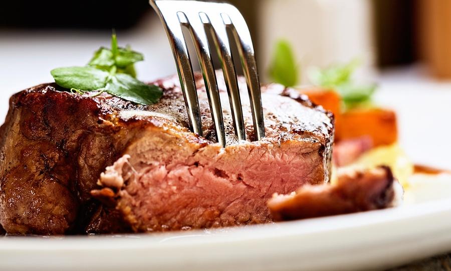 Inversiones Reimoran S.A.S: Desde $49.900 por cena para dos o cuatro con entradas + platos fuertes + bebidas en Hotel Oxford