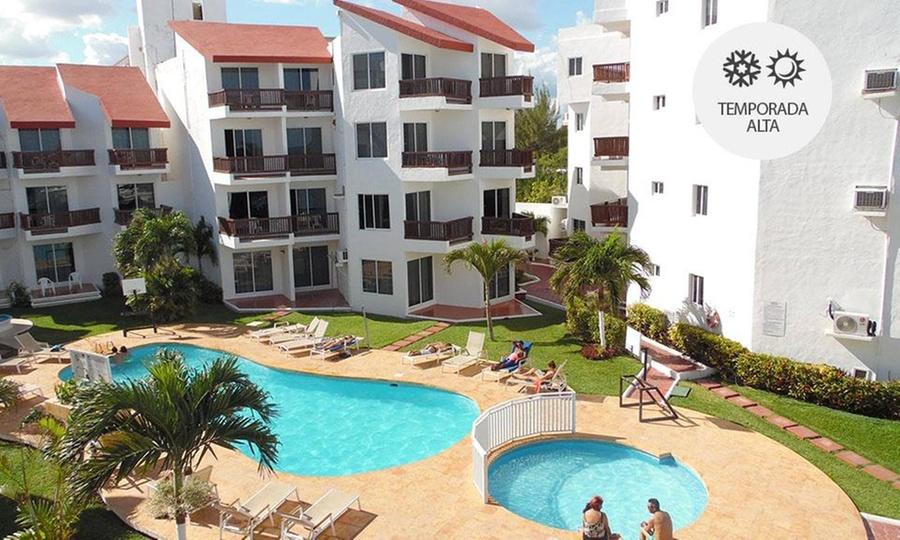 Hotel Imperial Las Perlas: Cancún: desde $245.996 por 5, 7 o 10 noches para dos + all inclusive en Hotel Imperial Las Perlas