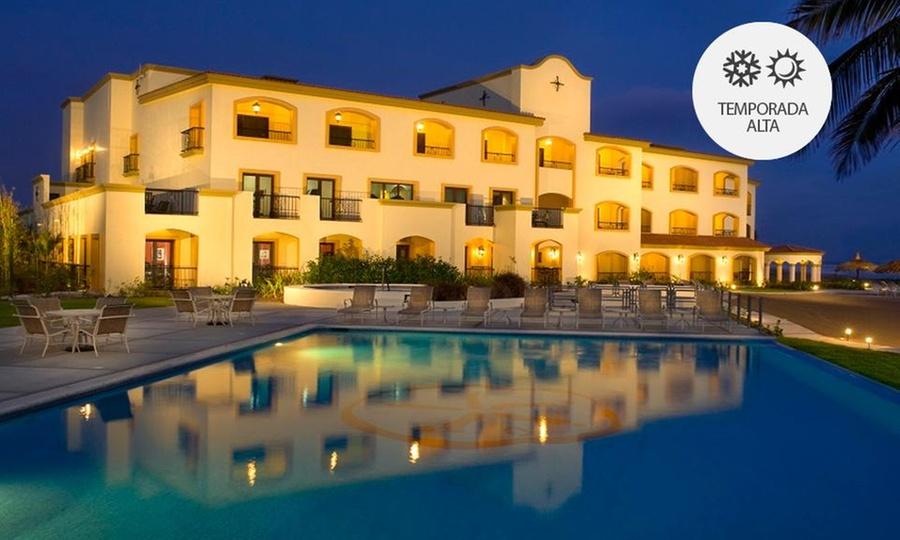 Estrella Del Mar Resort: Mazatlán: desde $2,199 por 2, 3, 4 o 5 noches para dos + desayunos + welcome drink + actividades acuáticasen Estrella Del Mar Resort