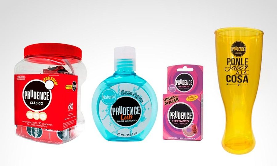Shopping México: Kit Prudence + vaso tipo yarda. Incluye envío
