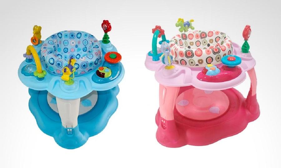 Ebaby: Centro de actividad infantil con opción a delivery con Ebaby